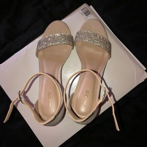 Block heel shoes from Aldo